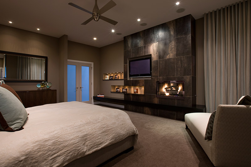 dazzling design ideas bedroom recessed lighting. Dazzling Design Ideas Bedroom Recessed Lighting. French Doors Lighting Fireplace Interior N