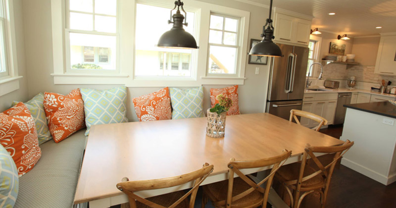 Kitchen Breakfast Nook