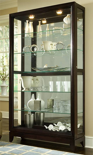 Best Curio Cabinets For 2018 Full Home Living
