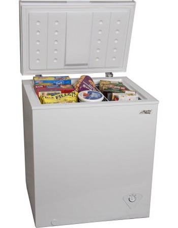 arctic king chest freezer