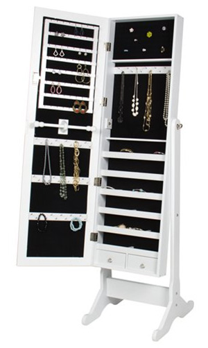 Best Jewelry Armoires For 2018 Full Home Living
