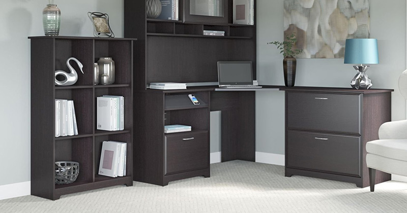 on about vanity enclosed and elegant id pinterest ideas black best desk awesome photo corner review desks computer