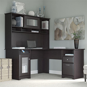 cabot collection ldesk hutch