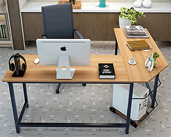 tribesigns lshaped desks