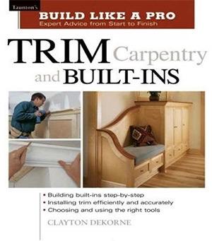 trim carpentry builtins