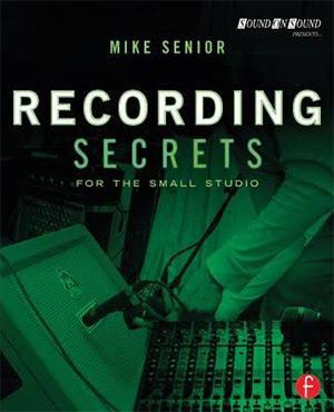 recording secrets small studio