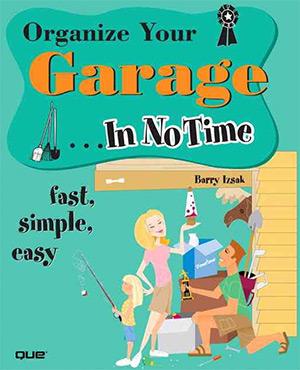 organize your garage no time