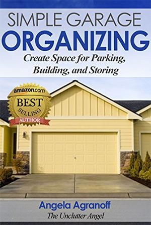 simple garage organizing