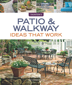 patio walkway ideas
