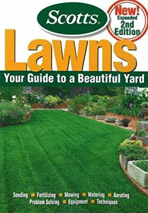 scotts lawns book