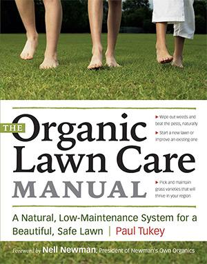 organic lawn care manual
