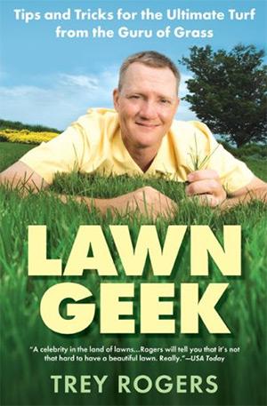 lawn geek book