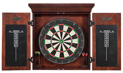 Best Dartboard Cabinet Sets In 2017 - Full Home Living