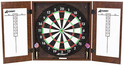 accudart manchester dartboard