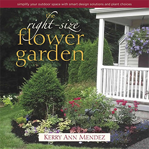 right size flower garden