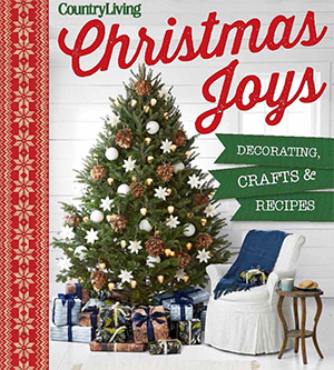 country living christmas book