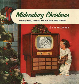 midcentury christmas book