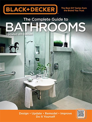Best bathroom remodeling design books full home living complete guide bathrooms book solutioingenieria Gallery