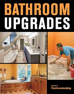 bathroom upgrades book