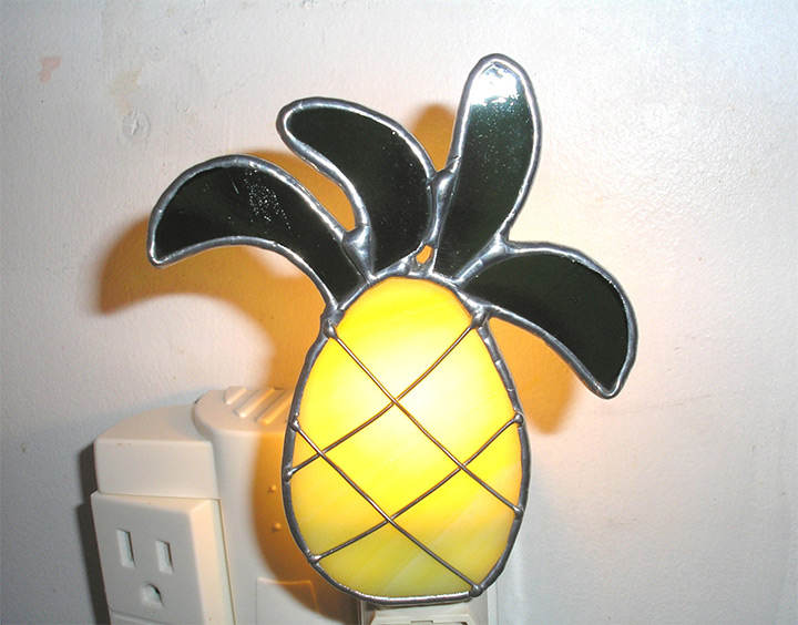 pineapple nightlights