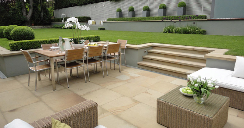 Backyard Living Ideas sunken patio design ideas for luxurious backyard living - full