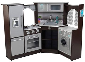 kidcraft ultimate corner kitchen - Kids Kitchen
