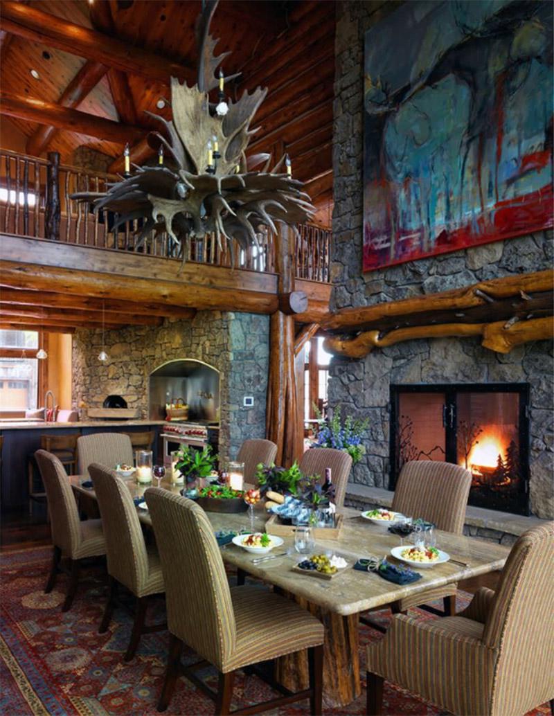 riva ridge dining function room