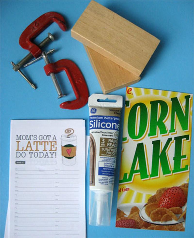gift this diy notepad