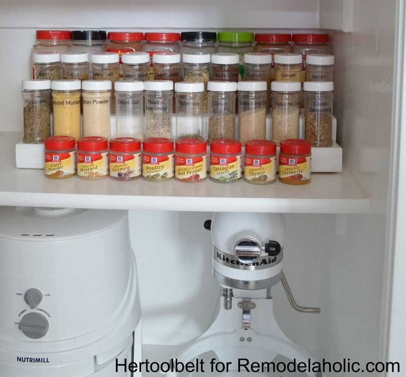 11 DIY Spice Rack Ideas For A Whimiscal Kitchen