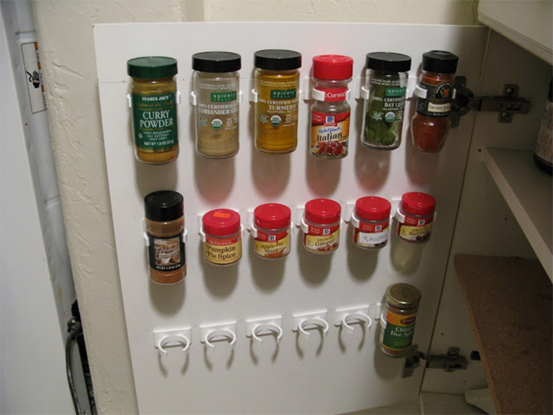 simple spice holders