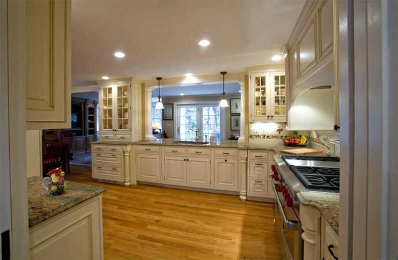 kitchens by design passthrough