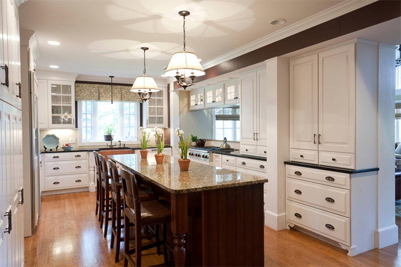 ellen mckenna design kitchen interior
