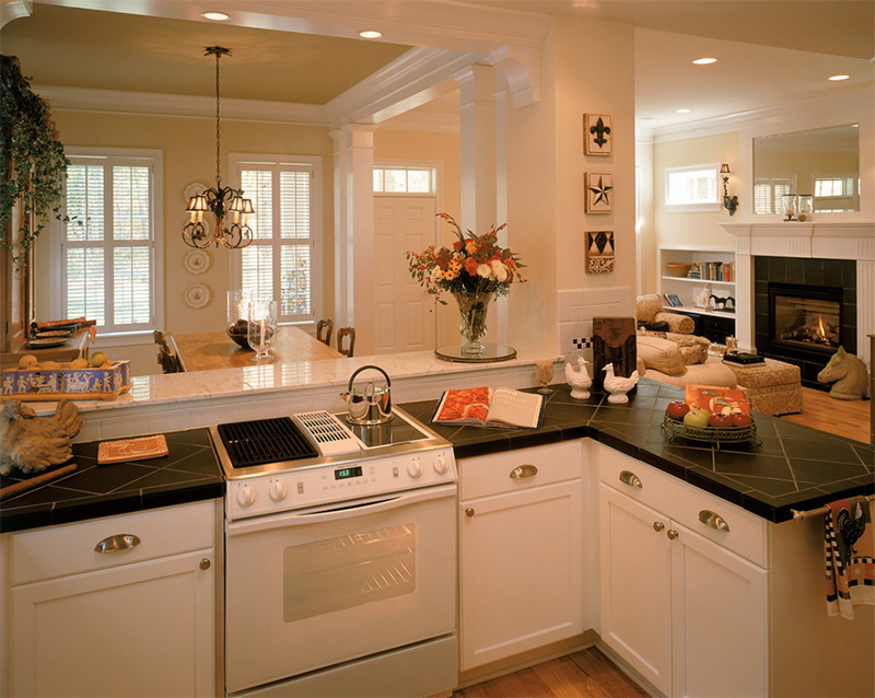 Kitchen To Dining Room Pass Through Ideas Part - 32: Kitchen Dining Room Pass Through Window