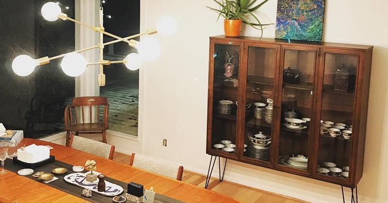 Genial Curio Cabinet Example