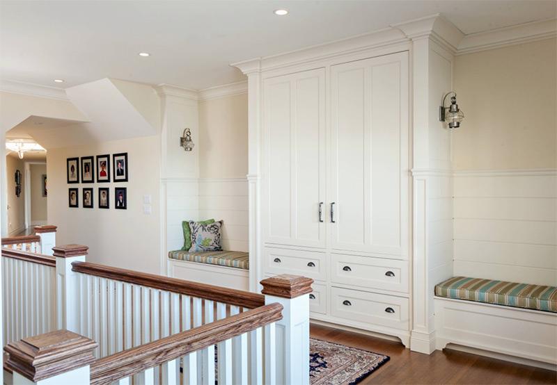 interior upstairs hallway custom rugs