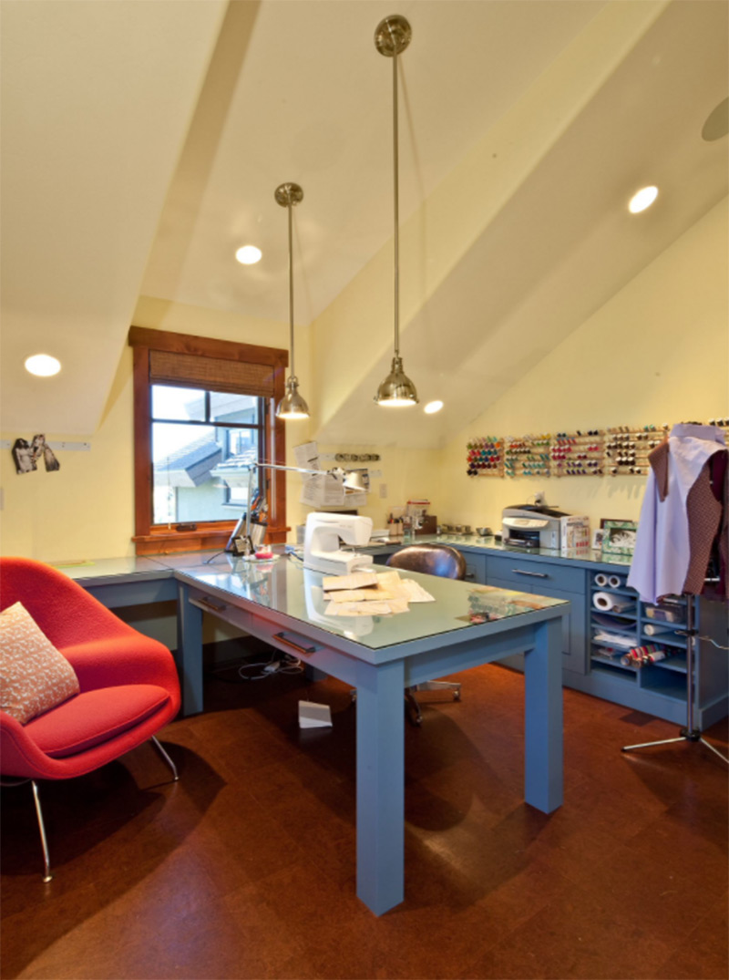 Brilliant Sewing Room Ideas For Homeowners - Full Home Living
