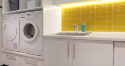 Yellow Laundry Room Design Ideas For Your Home