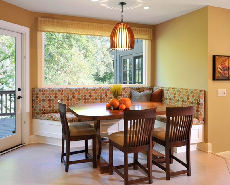 Interior Photos of Kitchens and Breakfast Nooks - Full Home Living