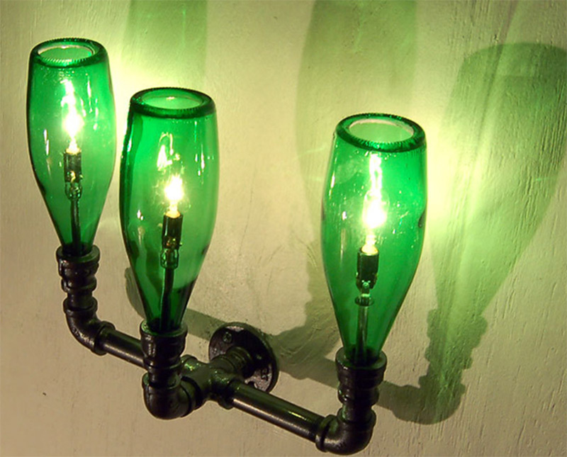 Lights For Green Wall : Steampunk Lamps & Lights for Interior Decor - Full Home Living